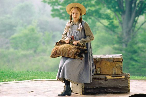 Anne of Green Gables. Definitely one of my favorites.