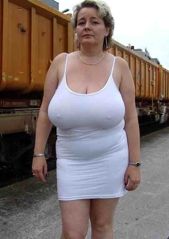 Фото полные женщины с большой грудью 83127 фотография