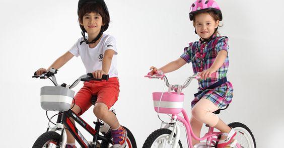 Chọn mua xe đạp trẻ em như thế nào mới đúng?