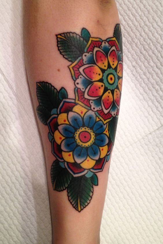 Traditional Tattoos Design Ideas
