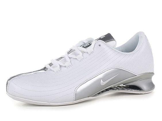 Chaussures Nike Shox R2 Blanc/ Argent [nike_12135] - €45.85 : Nike Chaussure Pas Cher,Nike Blazer and…