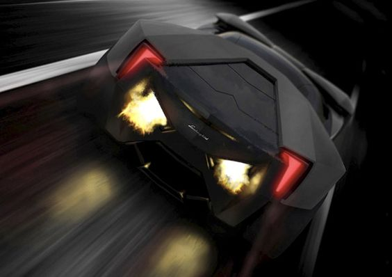 Tanevski Lamborghini Ankonian.    That is what the back end of a supercar should look like.