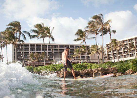 Summers on Oahu