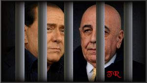 #Berlusconi e Galliani condannati senza appello dai tifosi del #Milan