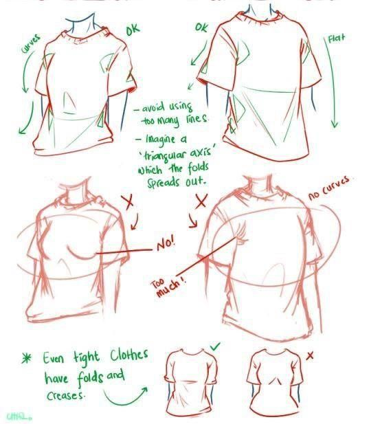 Howtodrawanime How To Draw Anime Poses References Desenhos De Roupas Aula De Desenho