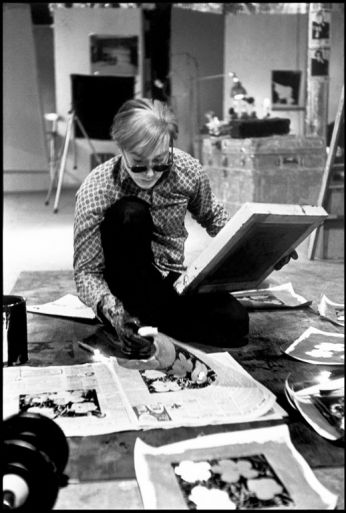 andy warhol by eve arnold 1964 andy warhol pinterest. Black Bedroom Furniture Sets. Home Design Ideas