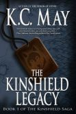 """(SFBook Reviews: """"…a beautifully crafted fantasy work that works so well, perfect escapism and highly recommended."""" The Kinshield Legacy is rated on BN at 4.4 Stars with 59 Reviews and has 4.2 Stars with 205 Reviews on Amazon)"""