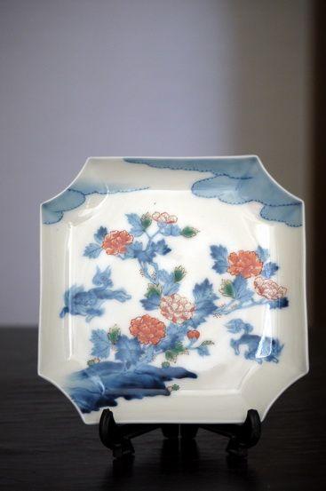 Koransha 香蘭社 Porcelain