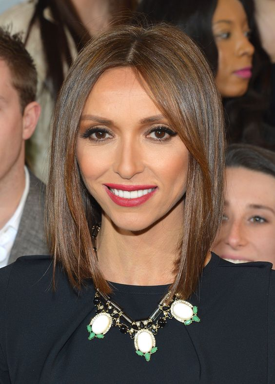 Juliana Rancic- love the hair!