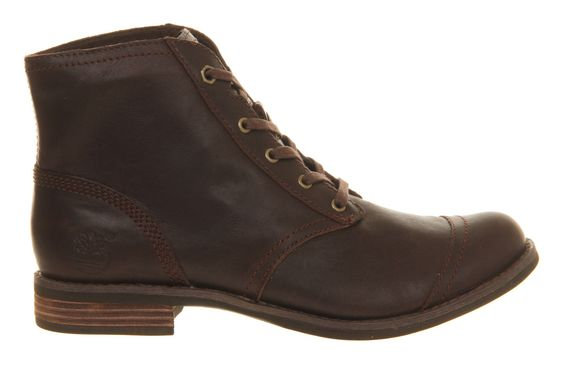 Buy Brown Leather Timberland Savin Hill Lace Chukka from OFFICE.co.uk.