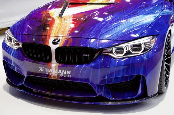 2015 Hamann BMW M4 @ Geneva 2015