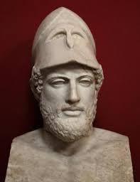 imagen de Pericles (Museo Vaticano)
