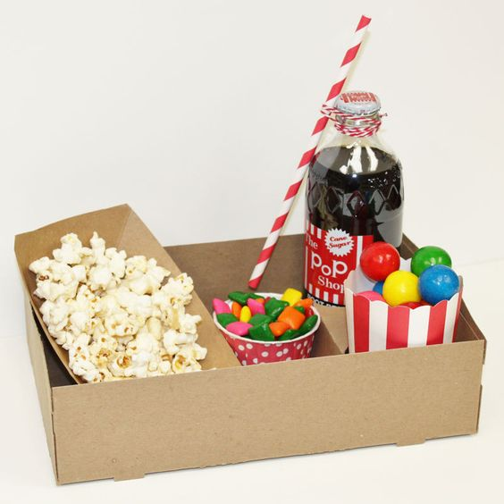 Movie Night Bouquet With Drinks: Sleep, Drinks Tray And Movie Nights On Pinterest