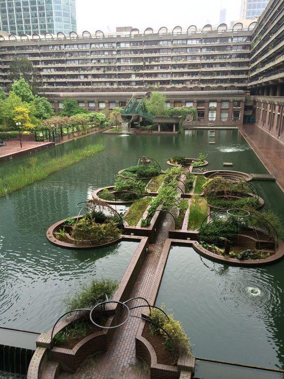 Barbican Centre, Hidden Sanctuary