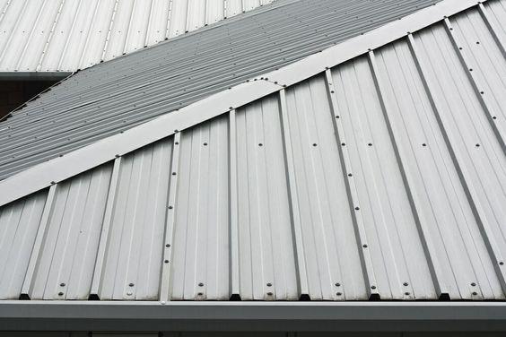 Standing Seam Metal Roof Home Depot In 2020 Metal Roof Installation Metal Roof Metal Roof Cost