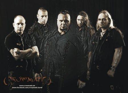 New-Metal-Media der Blog: News: Crowmatic geben ersten Vorgeschmack auf das kommende Album #news #metal #germany