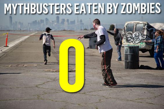 interesting numbers in the MythBusters series