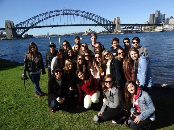 Programa de intercambio estudiantil en Australia #highschool #xploraeducation #intercambioestudiantil