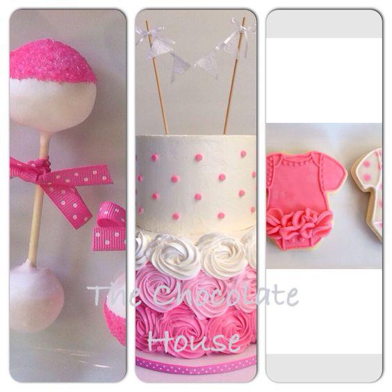 Girly Baby Shower Treats!!