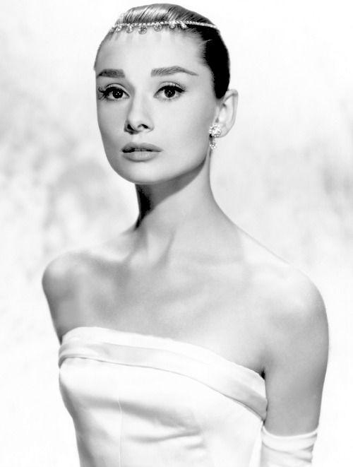 Audrey Hepburn in 'Funny Face', 1957. °