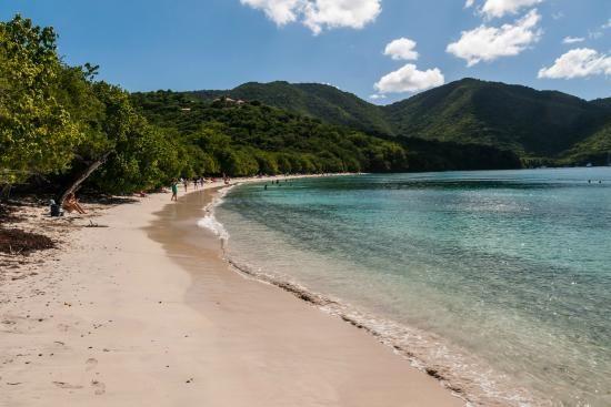 Francis Bay Beach, St. John Wyspy Dziewicze