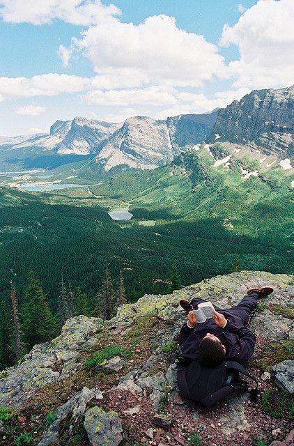 Glacier National Park - Take a hike!: