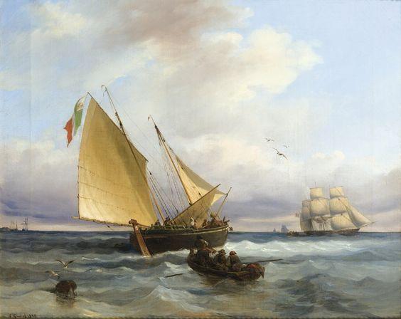 grubacs, carlo bateaux de pêche da | landscape | sotheby's pf1640lot8d9q9en: