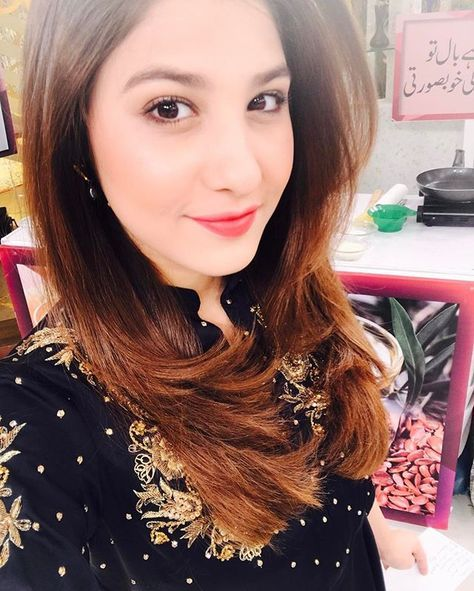 Live in 5mins only on ARY NEWS #themorningshow ❤️