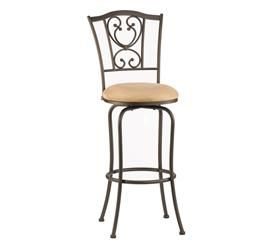Concord Swivel Bar and Counter Stool