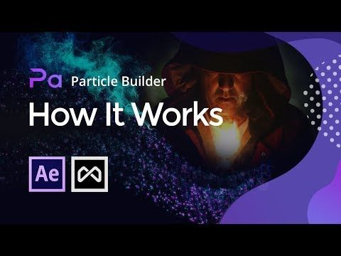 6 Particle Builder Quick Tutorial Free After Effects Particular Plugins Motion Factory Toolkit Youtube After Effects Premiere Pro Tutorials Tutorial