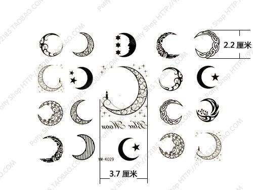 Cool moon tattoo designs small moon tattoos google search tattoo