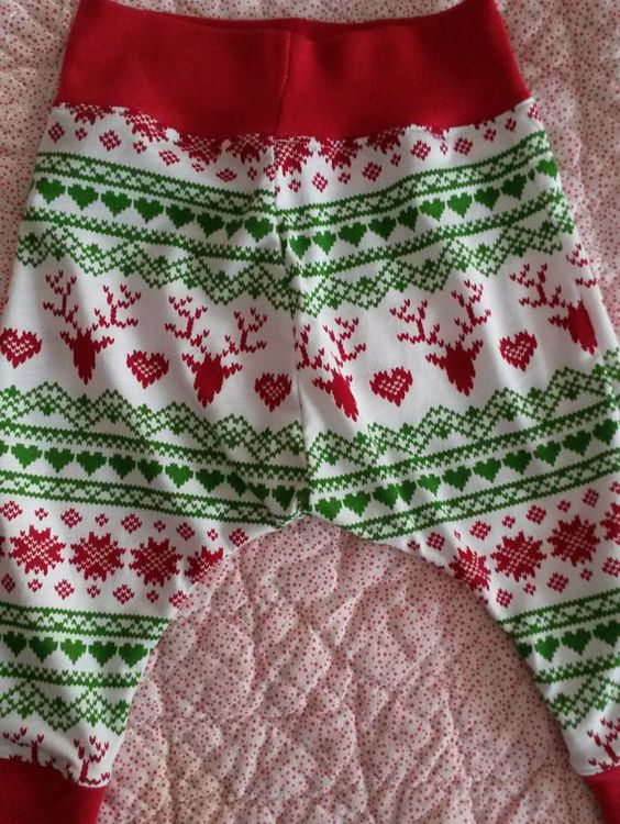 Check out this item in my Etsy shop https://www.etsy.com/listing/469527685/baby-christmas-harem-pants-stag-deer