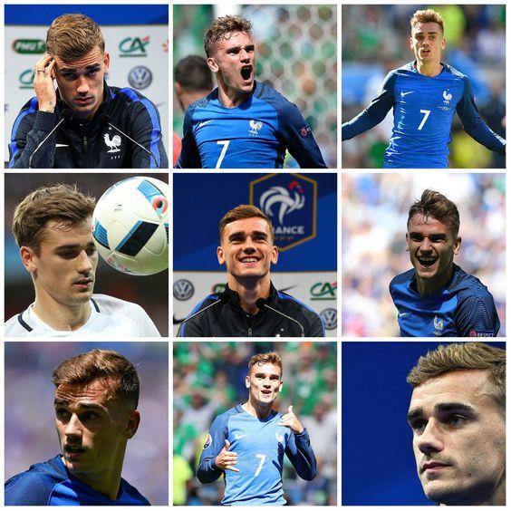 Maillot de GRIEZMANN France Euro 2016: