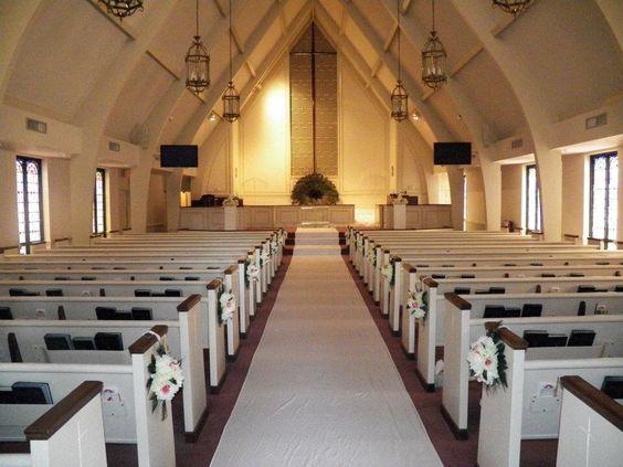 I want this church