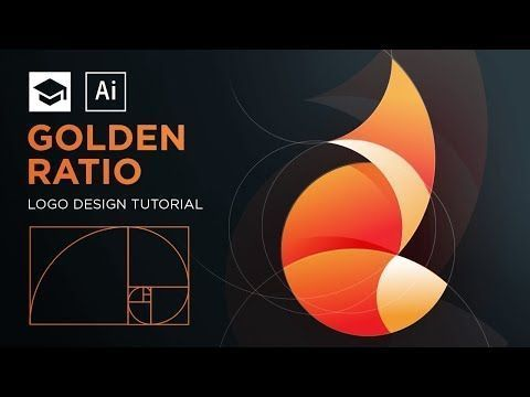 how to design a logo with golden ratio 3 adobe illustrator tutorial graphic tutorials giraffe vektor smartphone
