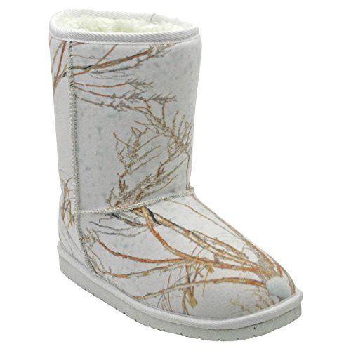 Women's Mossy Oak 9-Inch Aussie Boot