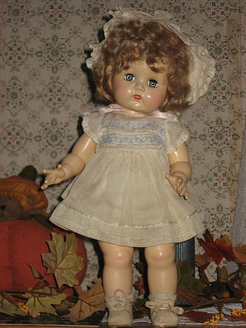 Plassie Toddler - Reminds me of Marie's doll.