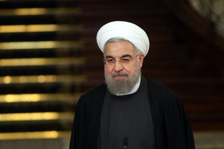 Hassan Rouhani: Pushing to Free Iran From U.S. Restrictions
