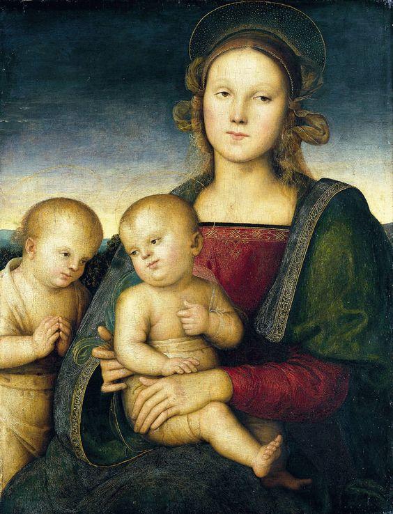 Pietro Perugino (1446/1450 – 1523)