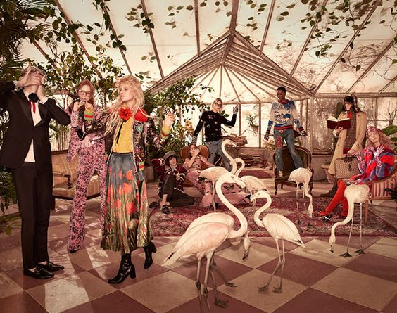 Gucci Pré-Fall 2016 | Design Innova