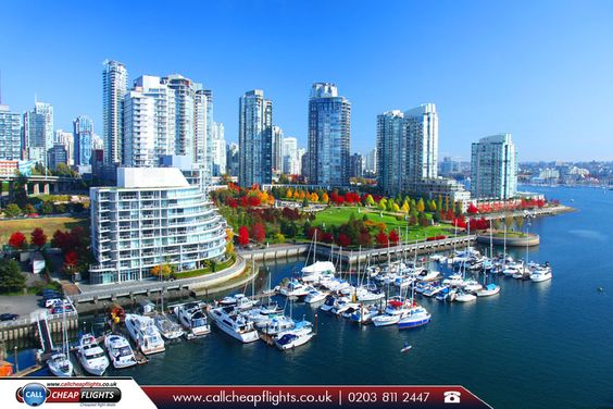 Vancouver City in Canada    |  #Vancouver officially the #City of Vancouver, is the most #populous city in the Canadian province of #British #Columbia.  |  Source : https://en.wikipedia.org/wiki/Vancouver  |  Fly with our #ExclusiveOffers: http://www.callcheapflights.co.uk/  |  #vancouvercity #booknow  #bookonline  #flightdeals #flightstocanada #callcheapflights #citybreaks #shortbreaks #travelstoke #airfares  #travelbug  #travelagentsinuk #cheapflights  #cheapflightstocanada ✈