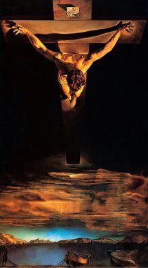 Christ of St. John of the Cross (1951)