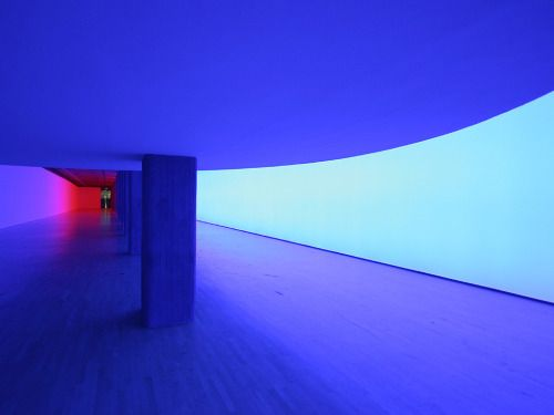 Olafur Eliasson, The Blue Rider in the 21st Century at the Kunstbau, Munich.