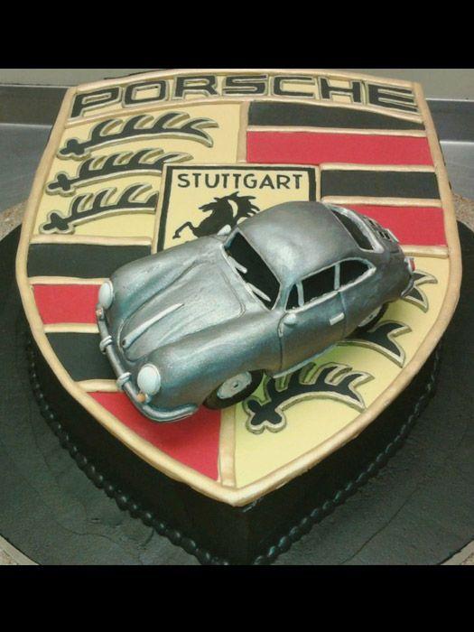 Grooms Cake Porsche Google Search Wedding Cakes And