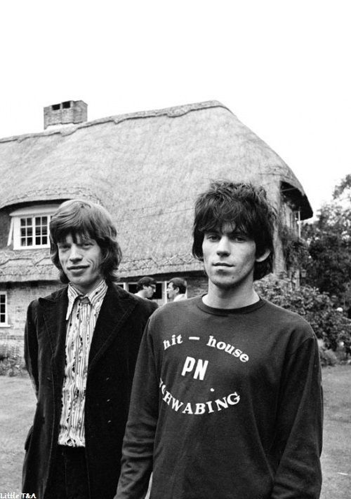 Keith richards, Mick jagger and Like a rolling stone on ...