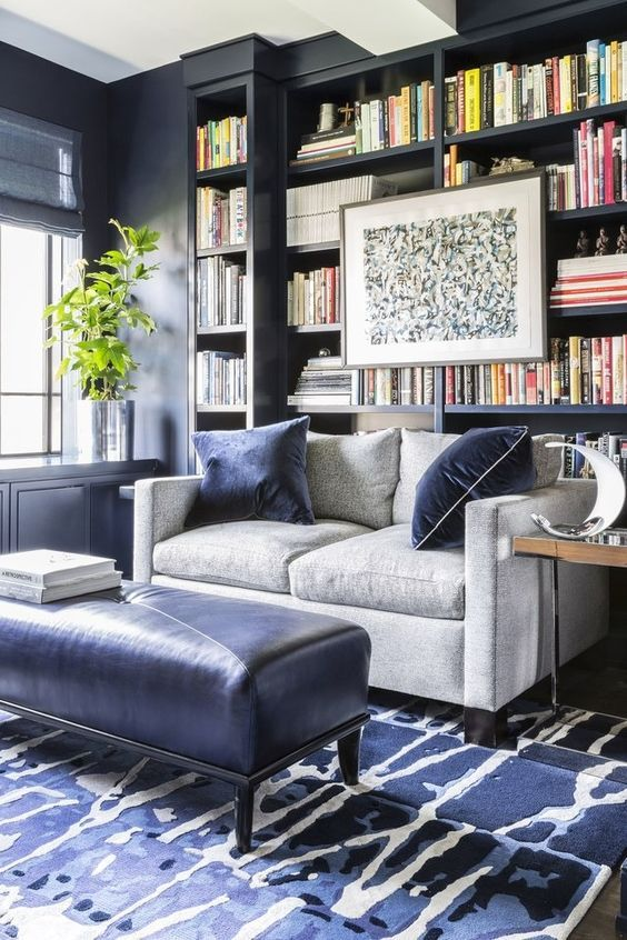 A Healthy Dose of Drama - South Shore Decorating Blog