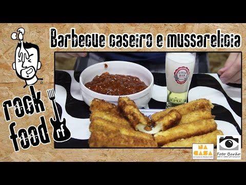 Molho Barbecue caseiro e sticks de mussarela | Catraca Livre