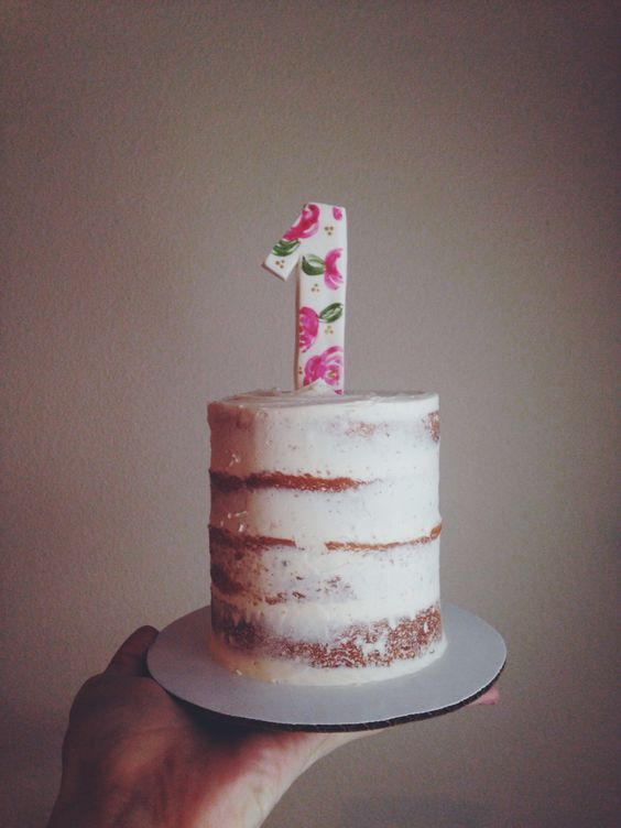 Naked Birthday Cake 120