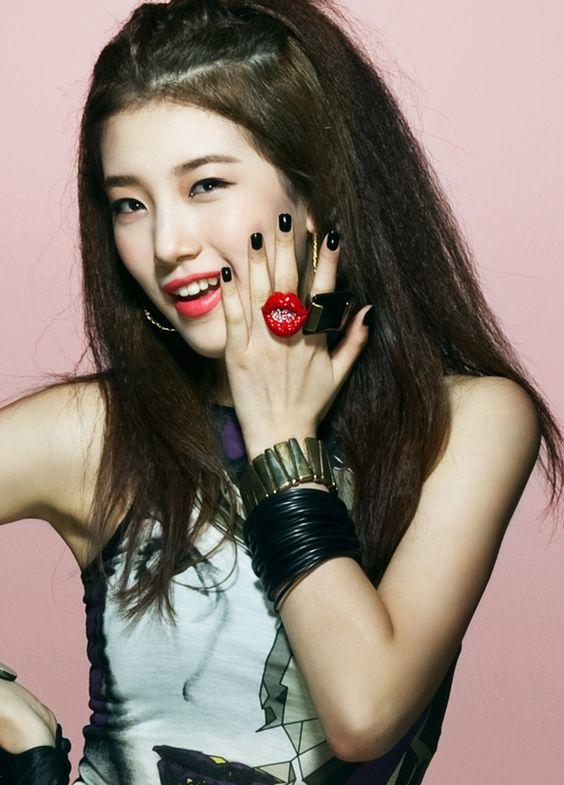 cute bae suzy hairstyle 2014 fashion pinterest bae