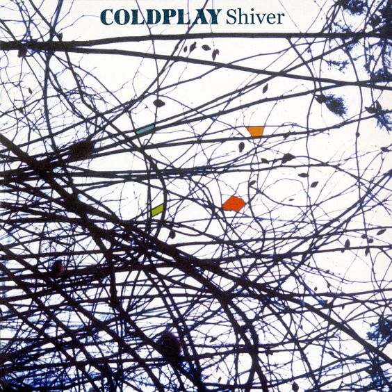 Coldplay – Shiver (single cover art)